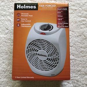 New! Holmes Fan Forced Portable Heater